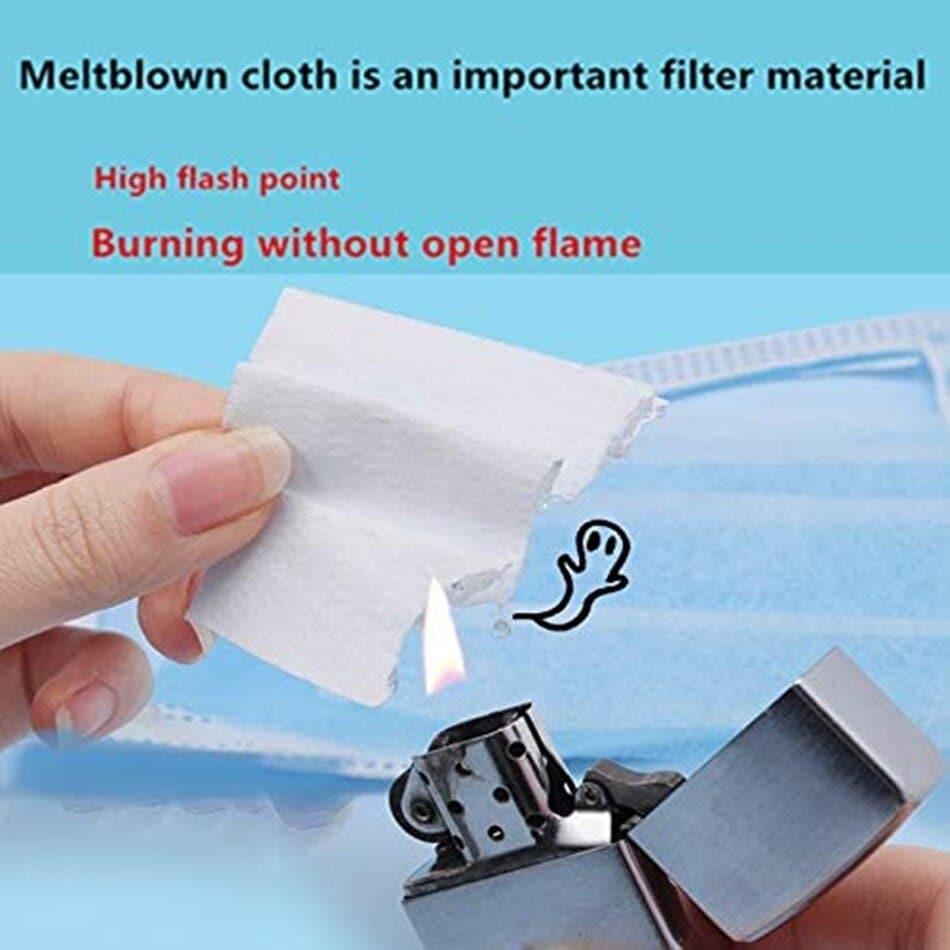 10-200 Uds niño máscara para niños mascarillas desechables 3 capa filtro Anti polvo gripe tela fundido protectora transpirable boca máscaras