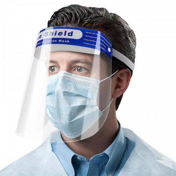 pantalla protectora facial 1