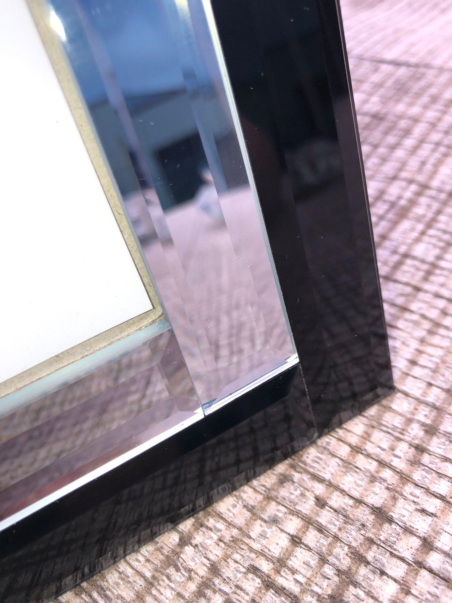 Marco de fotos cristal 2