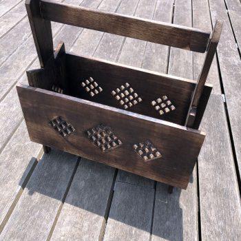Revistero de madera 5